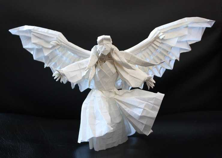 Ангелы и ангелочки своими руками - 110 фото и советы как и из чего изготовить милых ангелочков