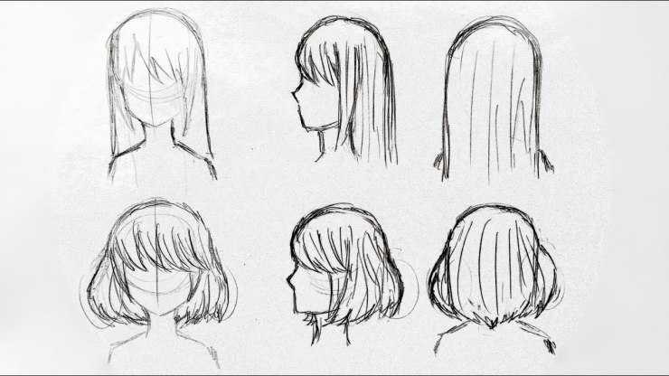 Аниме для срисовки: 130 фото примеров лучших идей, варианты срисовок и советы мастеров по выбору