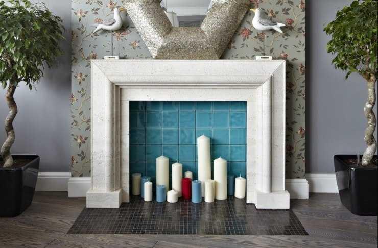 Декоративный камин своими руками: способы изготовления и лучшие варианты оформления фальш-камина (125 фото)