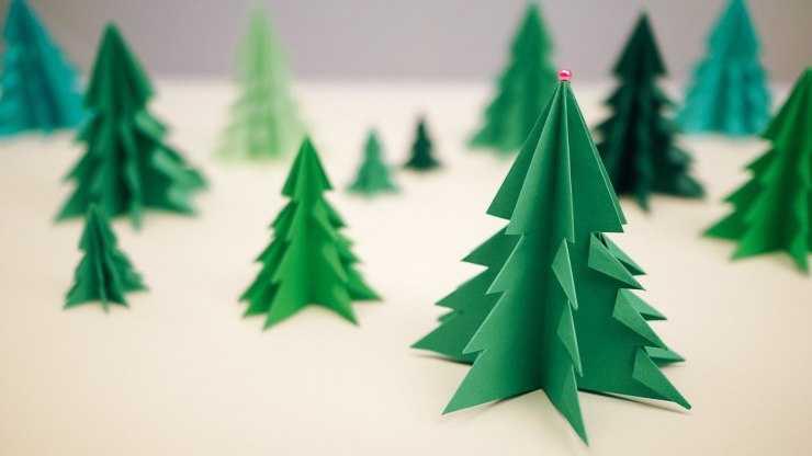 Елка своими руками: варианты изготовления и пошаговое описание как делается новогодняя елка (135 фото)