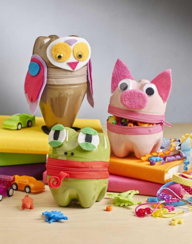 Идеи поделок для детского сада - лучшие идеи как сделать красивые и оригинальные поделки (125 фото)