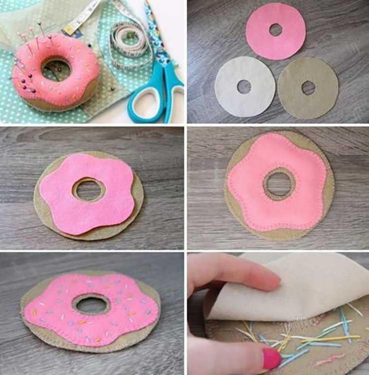 Что можно сделать из ткани своими руками для начинающих с видео и фото
