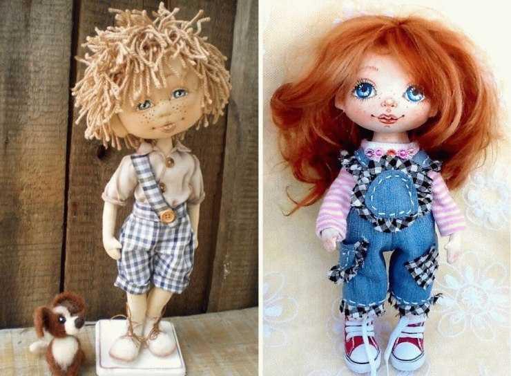 Как сделать куклу своими руками: пошаговая инструкция от А до Я. 110 фото и лучшие способы изготовления куклы