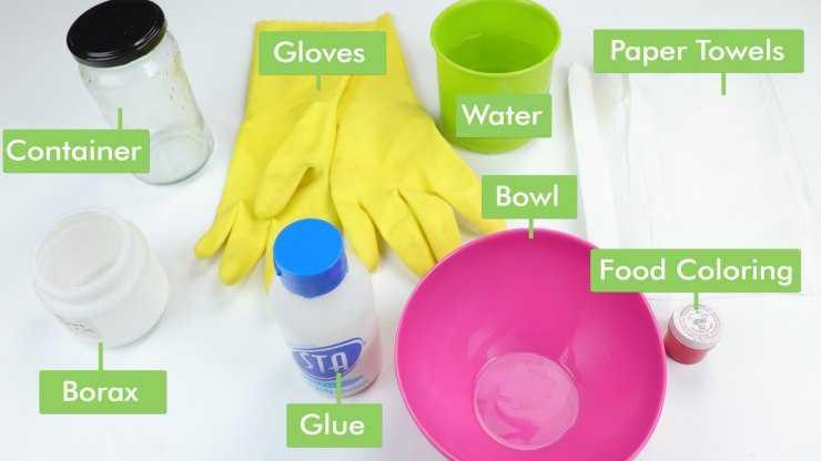 Как сделать лизуна своими руками: как сделать в домашних условиях игрушку для детей (115 фото)