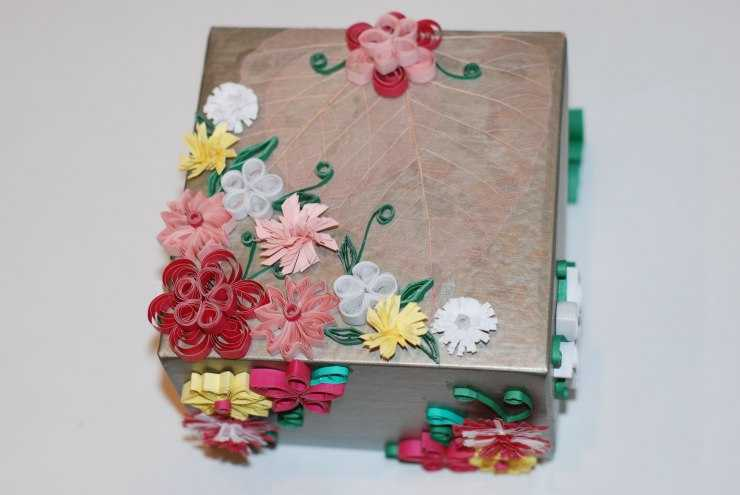 Как сделать шкатулку своими руками - пошаговая инструкция как из разных материалов изготовить шкатулку (125 фото)