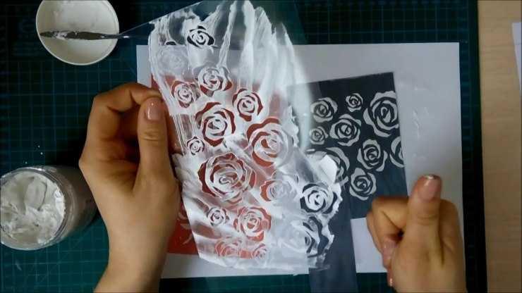 Как сделать трафарет своими руками - лучшие идеи и рекомендации мастеров как и из чего изготовить трафарет (115 фото и видео)