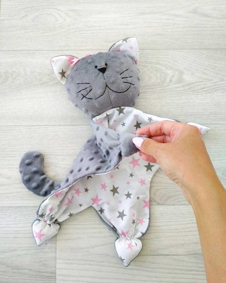 Как сшить кошку своими руками: виды, особенности игрушек и лучшие выкройки (100 фото + видео)