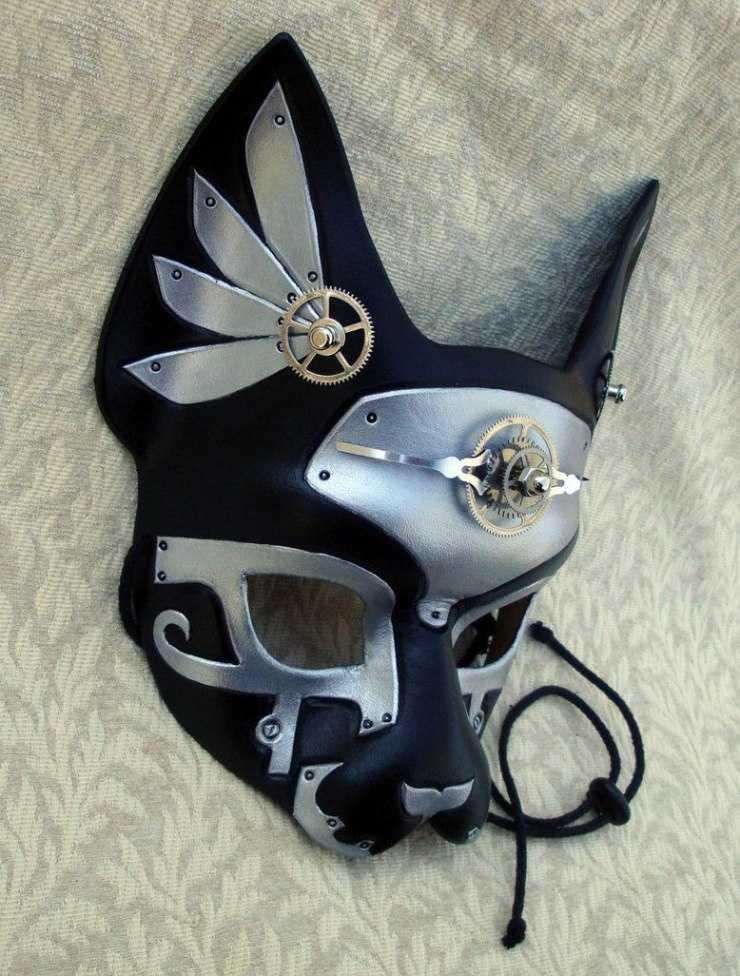 Карнавальные маски своими руками: как сделать простые и красивые новогодние и праздничные карнавальные маски (150 фото)