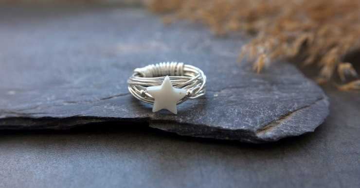 Кольцо своими руками - пошаговый мастер-класс как сделать простые и красивые кольца (125 фото)
