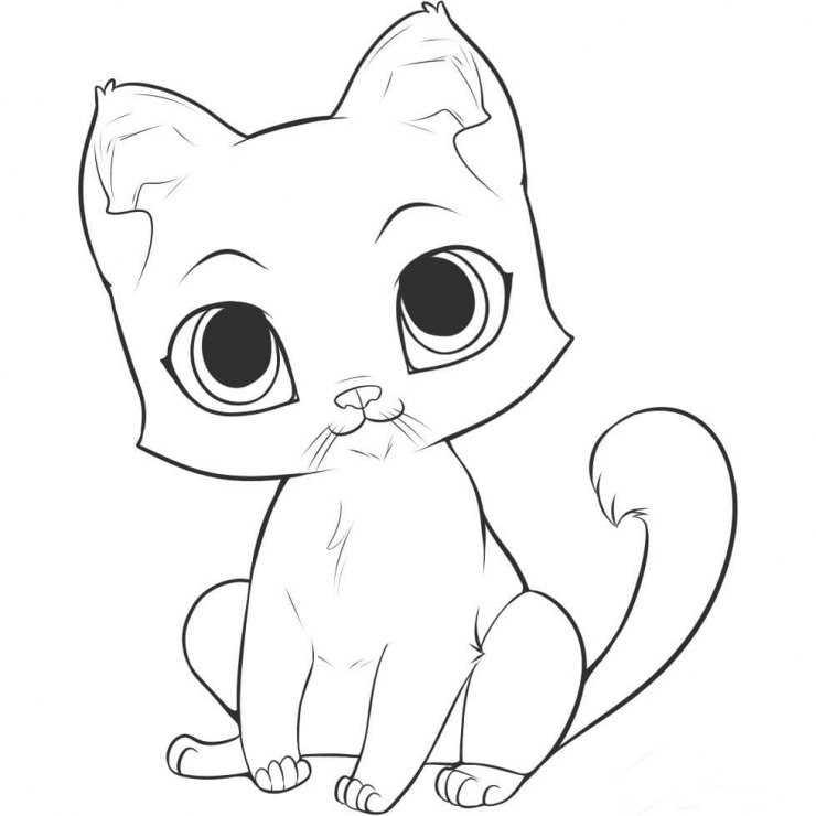 выборе сумки котята картинки карандашом мультяшки является одним
