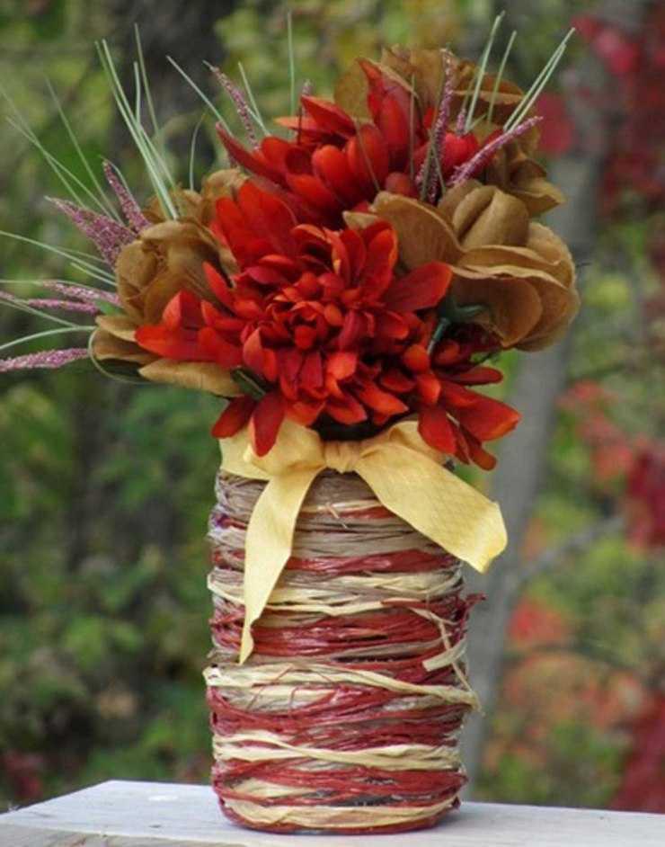 Красивые поделки из ниток своими руками: красивые и уникальные поделки от мастеров (110 фото)