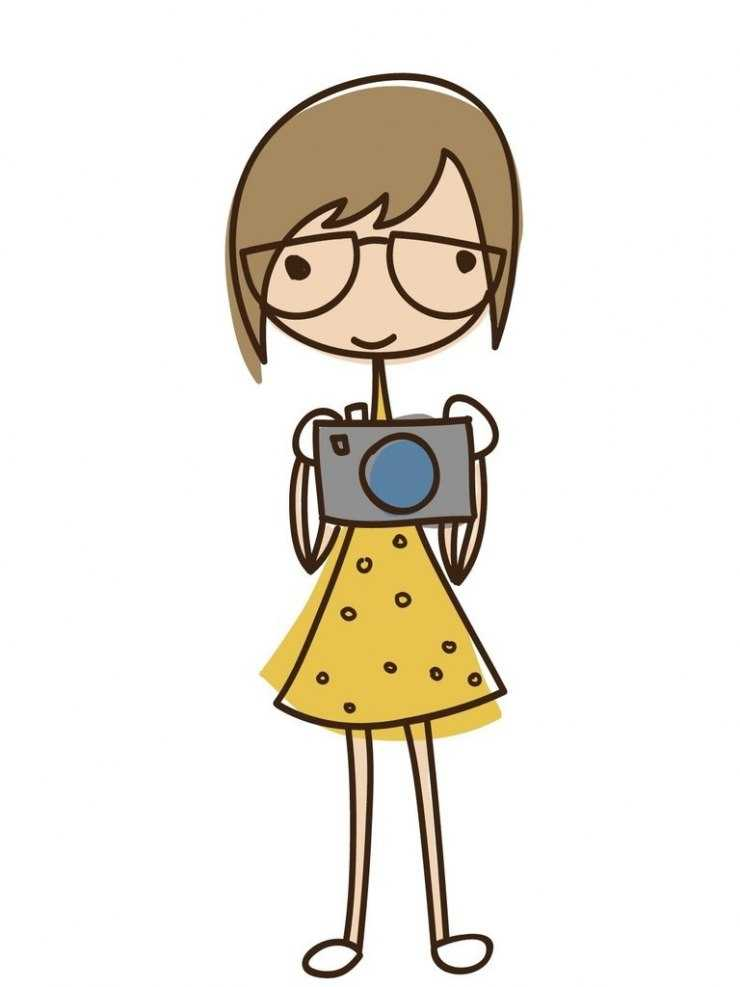 Легкие срисовки - 150 фото простых и классных картинок для начинающих художников