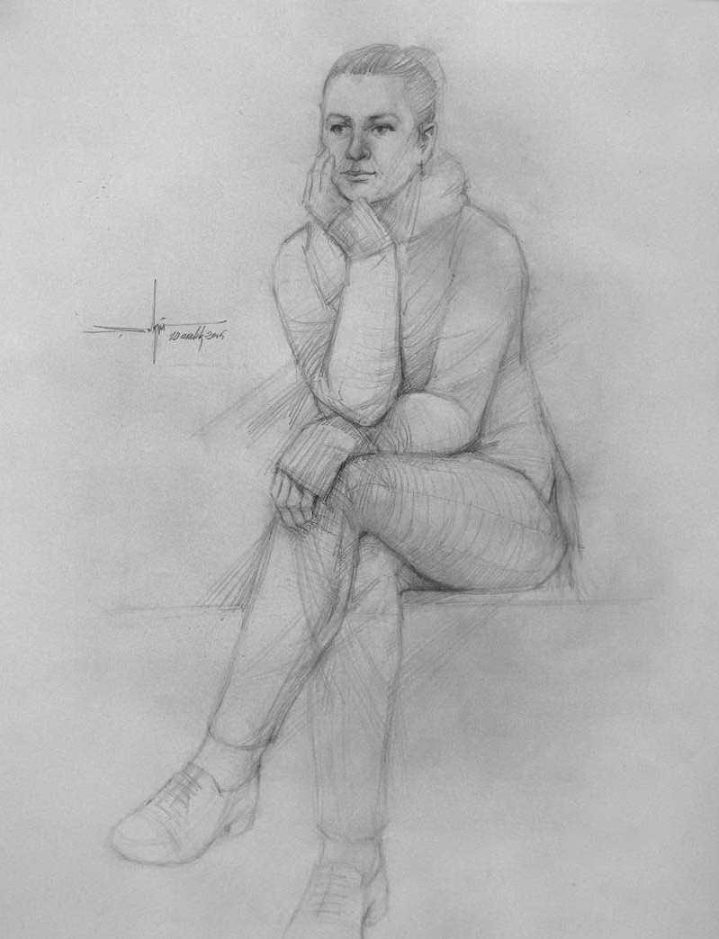 Люди для срисовки: обзор лучших портретов и картинок для срисовки своими руками (125 фото и видео)