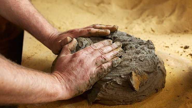 Мастер-класс по лепке из глины для начинающих: пошаговая инструкция как лепить поделки из глины (130 фото)