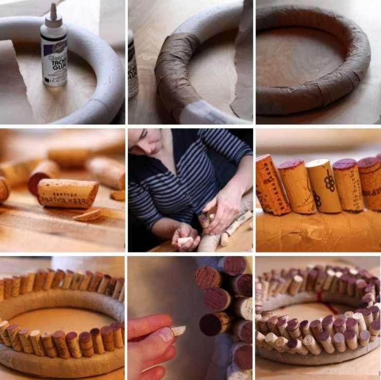 Оригинальные поделки из пробок - идеи создания и советы мастеров как сделать полезные поделки своими руками (135 фото + видео)