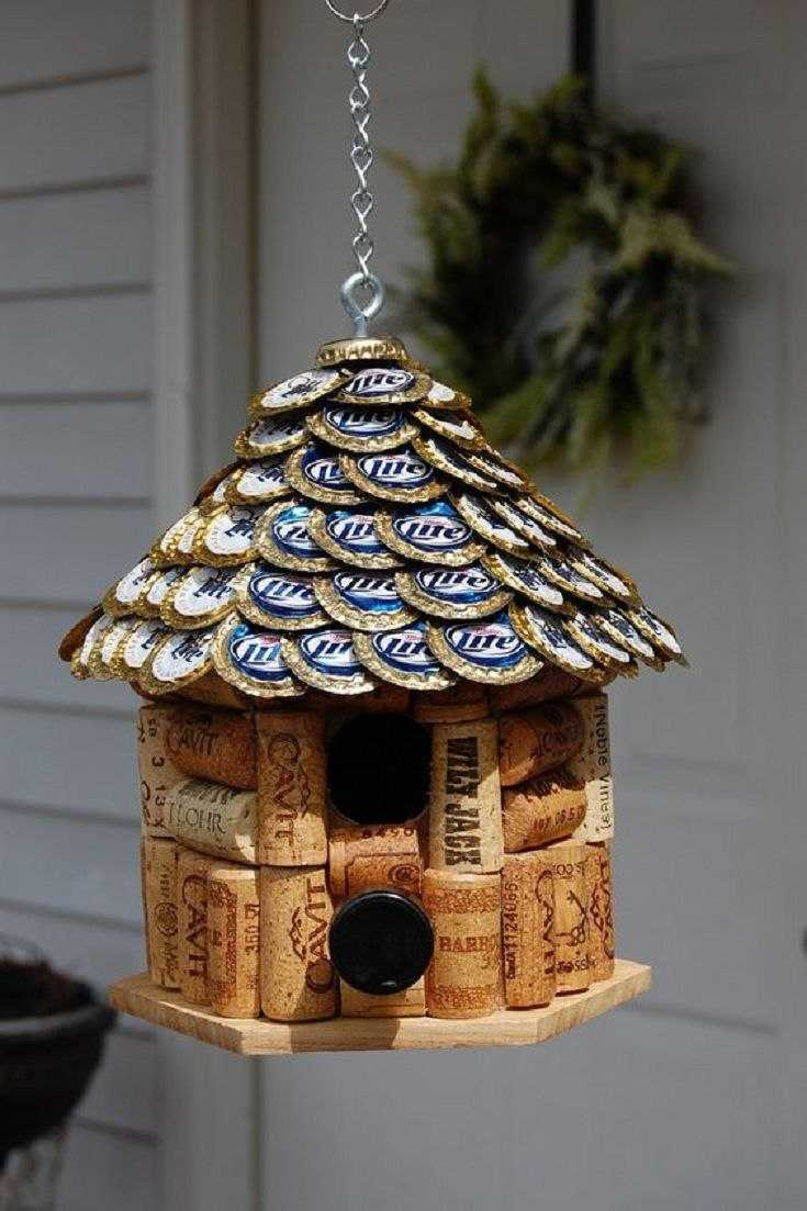 Поделка для дома своими руками - идеи декора дома из подручных материалов (145 фото + видео)