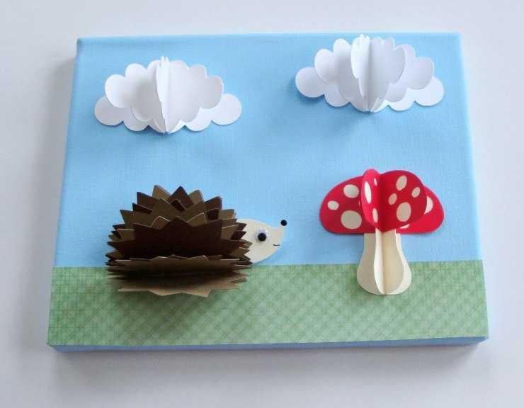 Поделка гриб - обзор интересных поделок и мастер-класс изготовления простого гриба (100 фото и видео)