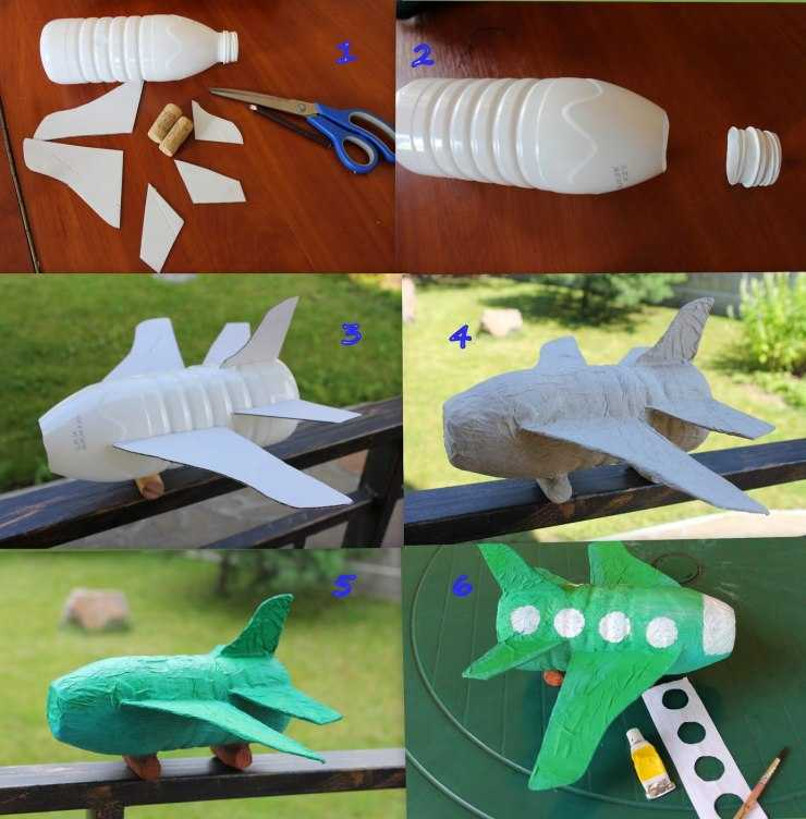 Поделка самолет своими руками: как и из чего сделать поделку в виде самолетика (115 фото и видео)