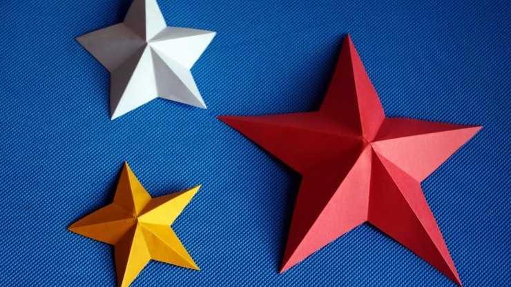 Поделка звезда своими руками: лучшие идеи и видео инструкция изготовления звездочек (115 фото)