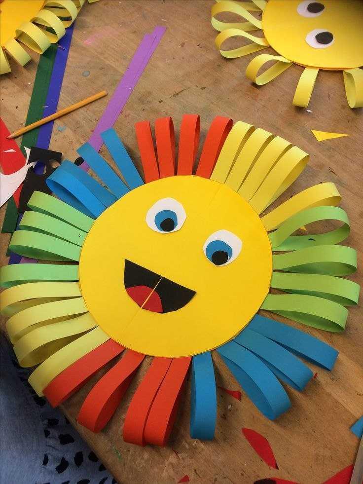 Поделки для детей 1-10 лет - как сделать классные и простые поделки. Лучшие идеи и мастер-класс их изготовления (115 фото)