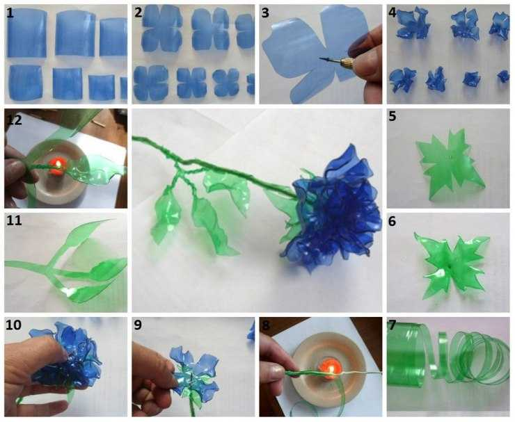 Поделки из бросового материала своими руками: пошаговая инструкция как сделать красивую поделку (115 фото)