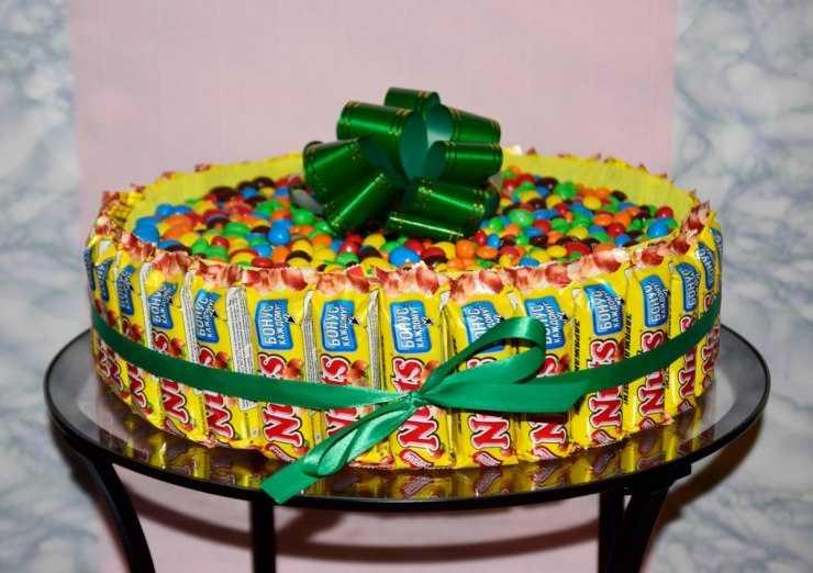 Поделки из конфет: лучшие варианты и самые интересные поделки из сладостей и конфетных изделий (90 фото)
