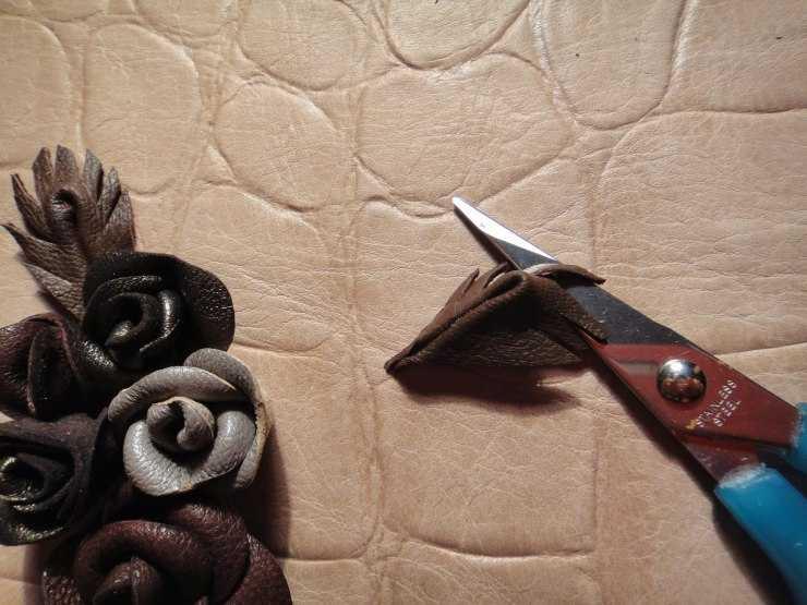 Поделки из кожи: пошаговый мастер-класс как сделать красивые поделки своими урками (130 фото и видео)