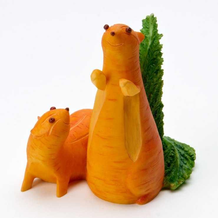 можно отличить животные из фруктов фото данного