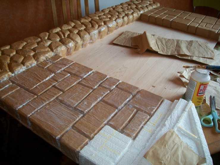 Поделки из пенопласта своими руками - примеры от мастеров как сделать своими руками пенопластовые поделки (120 фото и видео)