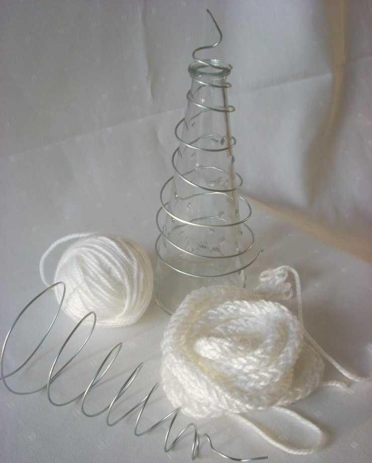 Поделки из проволоки: 100 фото основных схем плетения проволоки своими руками