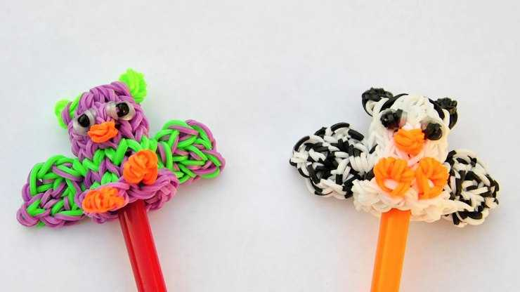 Поделки из резинок своими руками - схемы и варианты плетений. 125 фото и идеи применения красивых поделок