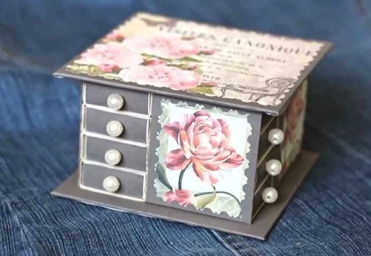 Поделки из спичечных коробков: секреты, идеи, способы и варианты изготовления поделок (100 фото)