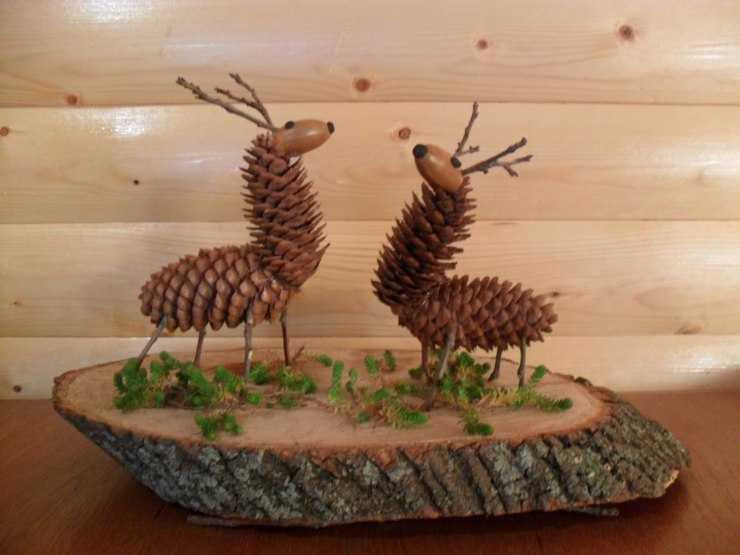 Поделки из веток деревьев своими руками: идеи красивых, простых и оригинальных поделок из веток (100 фото)