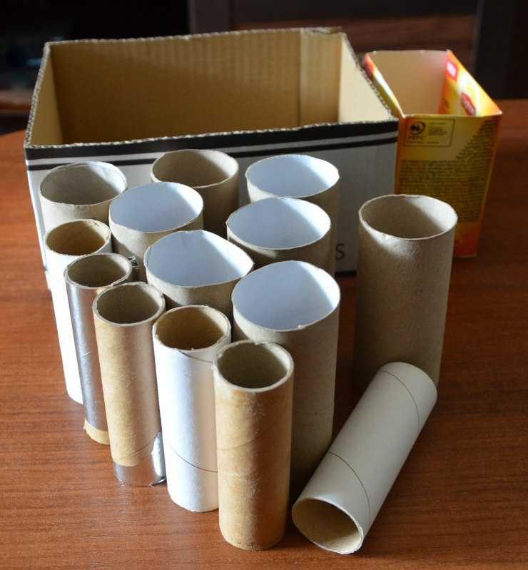 Поделки из втулок от туалетной бумаги: 130 фото и пошаговая инструкция как изготовить поделку своими руками