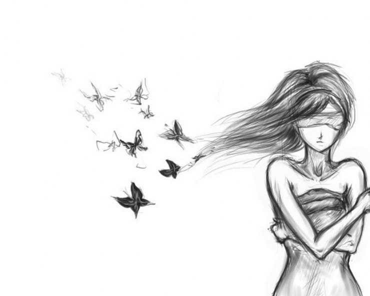 Прикольные срисовки: классные, простые и красивые рисунки для срисовки. 115 фото и видео классных картинок