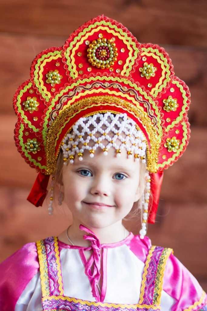 консистенции нам русский кокошник фото пальма