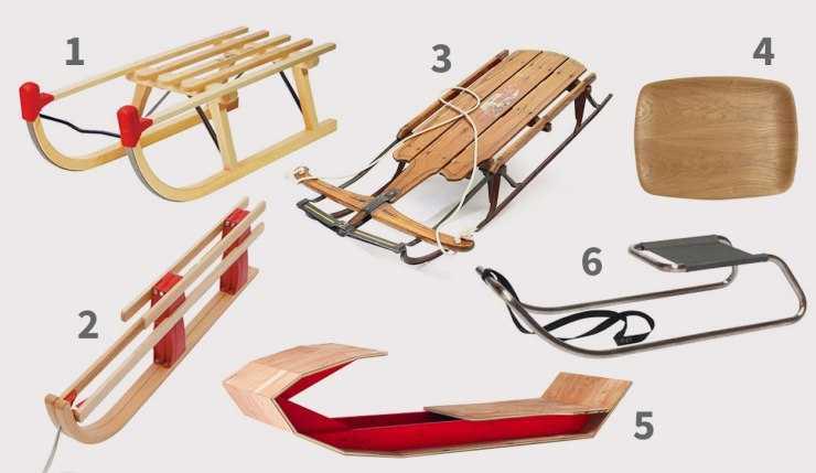 Как сделать санки своими руками - подробная инструкция, схемы, чертежи и идеи постройки санок (105 фото)