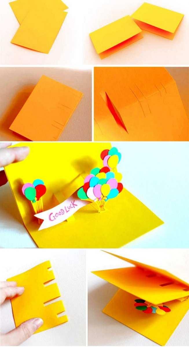 подбору открытка на день рождения сестре своими руками поэтапно все