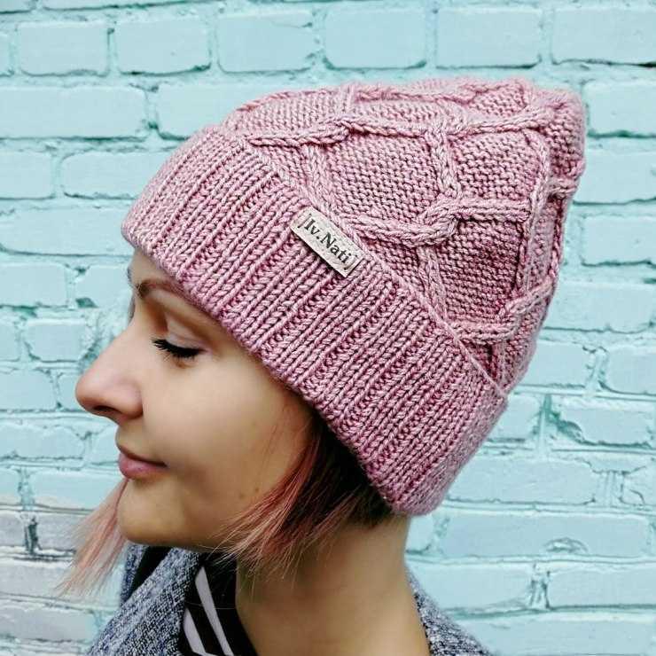 Шапки спицами: мастер-класс и обзор лучших идей вязания стильных и красивых шапок (90 фото и видео)