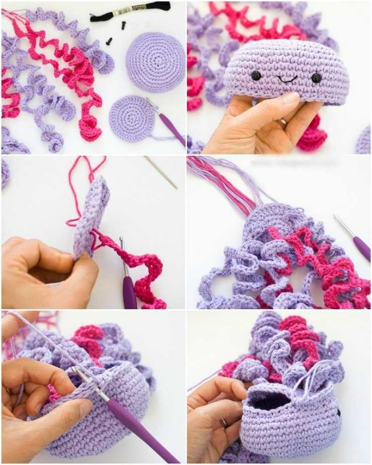 Схема вязания мочалки - пошаговая инструкция, фото и видео мастер-класс как связать мочалку