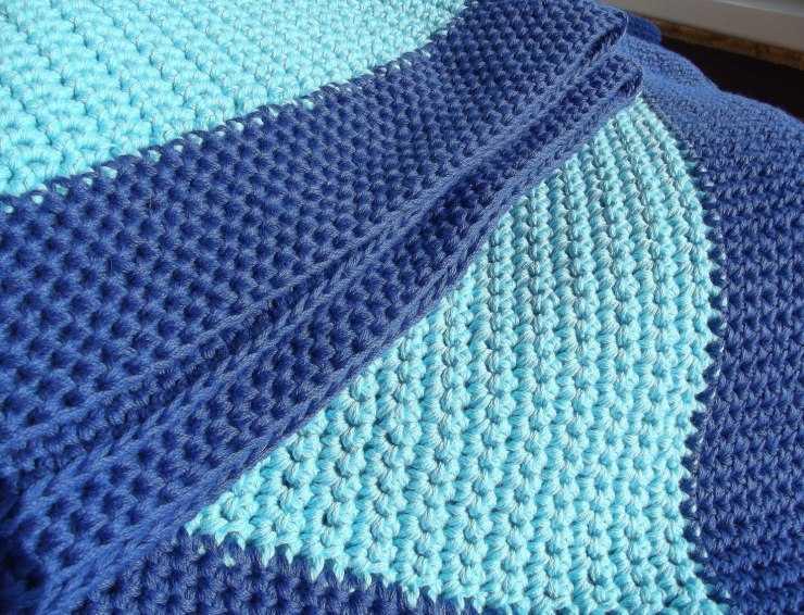 Схема вязания пледа крючком: лучшие модели и советы как сделать своими руками плед (125 фото)