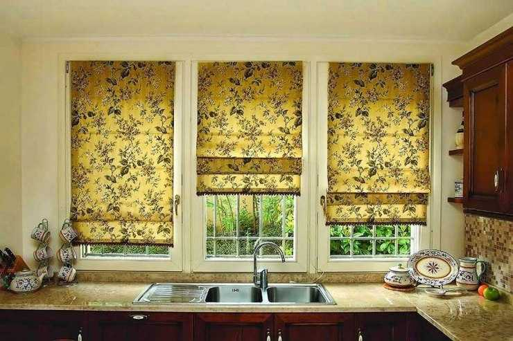 Шторы на кухню своими руками: идеи пошива, способы изготовления и мастер-класс выкройки (115 фото)