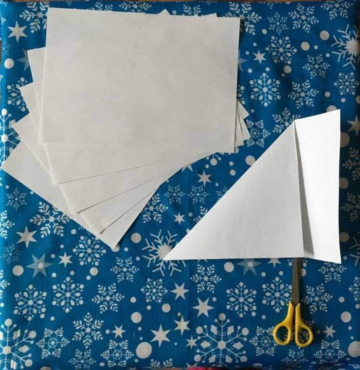 Снежинки своими руками: пошаговое описание и мастер-класс как сделать красивые снежинки (100 фото)