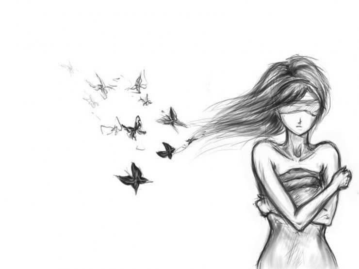 Срисовки для девочек: простые инструкции, классные примеры и лучшие советы мастеров (125 фото)