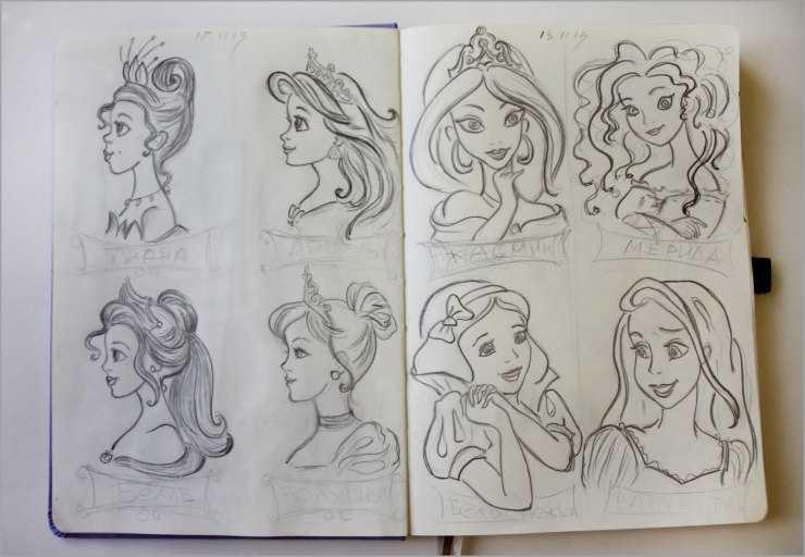Срисовки для скетчбука - самые красивые и прикольные рисунки, пошаговая инструкция. Здесь можно скачать изображения высокого качества