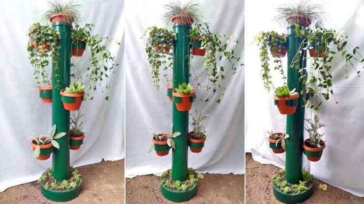 Стойка для цветов своими руками - 10 способов и инструкция как сделать цветочную стойку (130 фото)