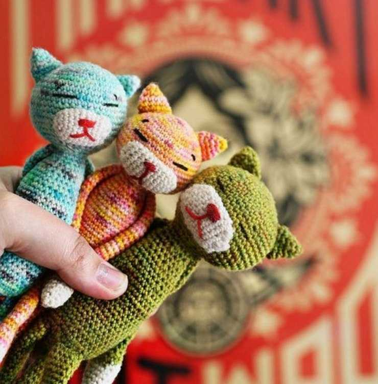 Вязание амигуруми для начинающих - как сделать своими руками. Видео мастер-класс + 140 фото