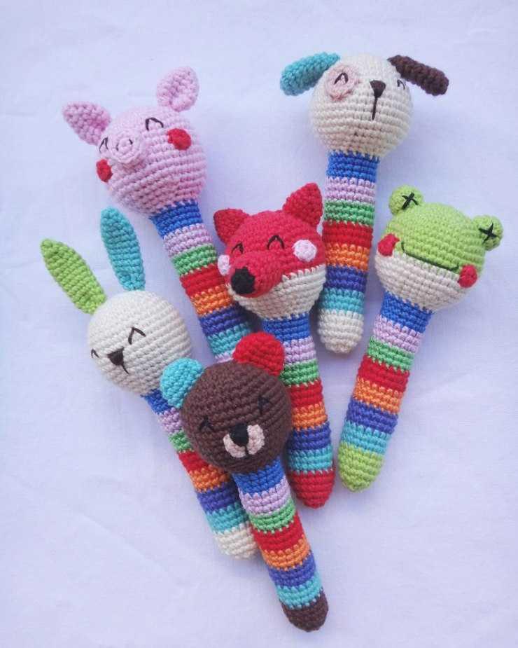 Вязание игрушек крючком - схемы, описание, примеры и 125 фото красивых игрушек своими руками